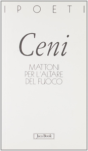 Libro Mattoni per l'altare del fuoco Alessandro Ceni