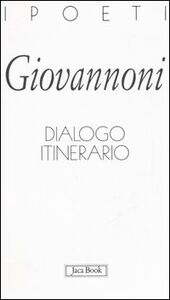 Libro Dialogo itinerario Patrizia Giovannoni