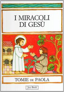 Libro I miracoli di Gesù Tomie De Paola