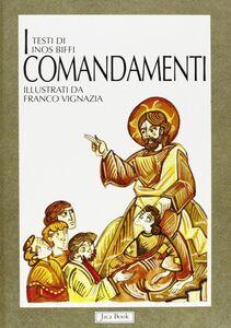 Libro I comandamenti Inos Biffi