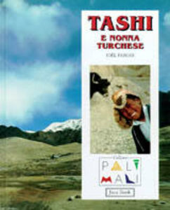 Libro Tashi e nonna Turchese Joël Farges