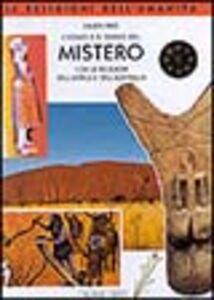Libro L' uomo e il senso del mistero. Con le religioni dell'Africa e dell'Australia Julien Ries