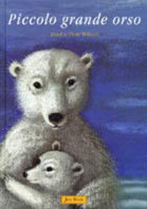 Libro Piccolo grande orso Józef Wilkón , Piotr Wilkón