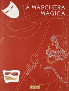 Libro La maschera magica Cosetta Zanotti
