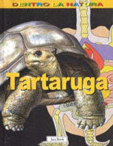 Foto Cover di La tartaruga, Libro di Gillian Houghton, edito da Jaca Book