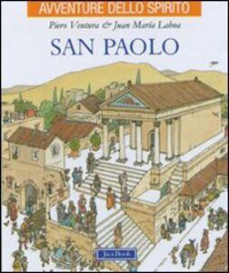 Libro San Paolo Piero Ventura , Juan M. Laboa