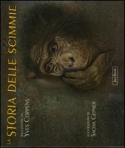 Libro La storia delle scimmie Yves Coppens , Sacha Gepner