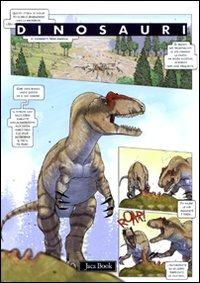 Dinosauri: Il re-I titani-Il piccolo-Il branco-La marcia-Il delitto - Bacchin Matteo Signore Marco - wuz.it