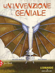 Libro Un' invenzione geniale Géraldine Elschner , Rémi Saillard