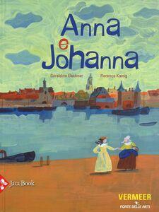 Libro Anna e Johanna Géraldine Elschner , Florence Koenig