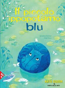 Il iccolo ippopotamo blu
