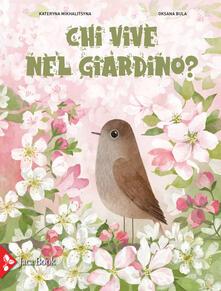 Chi vive nel giardino? Ediz. a colori.pdf