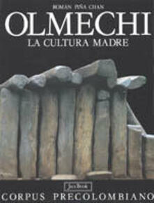 Radiospeed.it Olmechi. La cultura madre Image