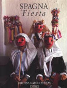 Foto Cover di Spagna in fiesta, Libro di J. Manuel Caballero Bonald,Cristina García Rodero, edito da Jaca Book