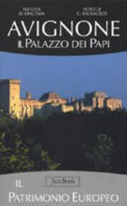 Libro Avignone e il palazzo dei Papi Dominique Vingtain , Claude Sauvageot