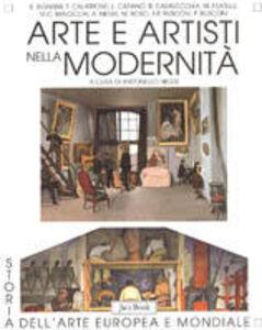 Libro Arte e artisti nella modernità