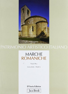 Libro Marche romaniche Antonio Piva