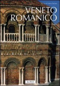 Foto Cover di Veneto romanico, Libro di  edito da Jaca Book