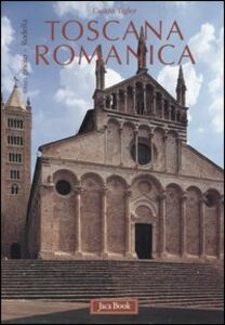Libro Toscana romanica Guido Tigler