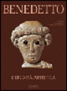 Foto Cover di Benedetto. L'eredità artistica, Libro di  edito da Jaca Book
