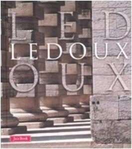 Libro Ledoux Anthony Vidler