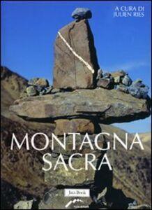 Libro Montagna sacra
