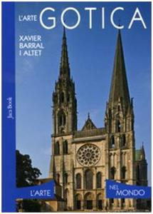Libro L' arte gotica Xavier Barral i Altet