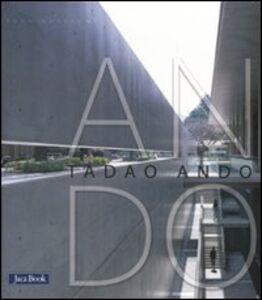 Libro Tadao Ando Yann Nussaume