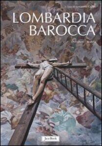 Libro Lombardia barocca