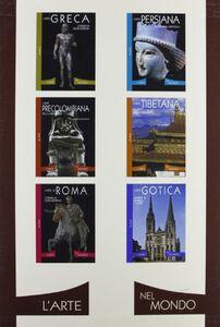 Foto Cover di L' arte nel mondo, Libro di  edito da Jaca Book