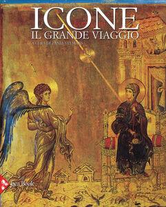 Foto Cover di Icone. Il grande viaggio, Libro di  edito da Jaca Book