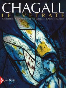 Libro Chagall. Le vetrate
