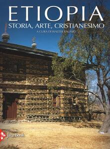 Etiopia. Storia, arte, cristianesimo. Ediz. illustrata.pdf