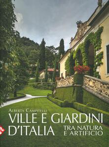 Ville e giardini dItalia tra natura e artificio. Ediz. illustrata.pdf