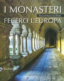 Winniearcher.com I monasteri fecero l'Europa. Ediz. illustrata Image