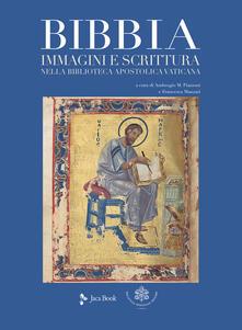 Osteriacasadimare.it Bibbia. Immagini e scrittura nella Biblioteca Apostolica Vaticana. Ediz. a colori Image