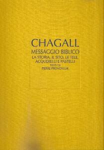 Il messaggio biblico di Marc Chagall