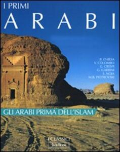 Libro I primi arabi