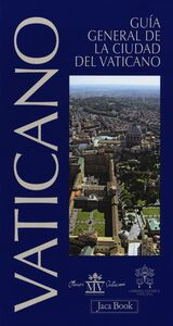 Libro Guía general de la Ciudad del Vaticano