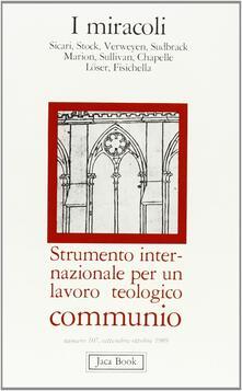 Mercatinidinataletorino.it Miracoli Image