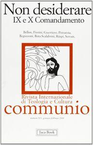 Foto Cover di Insegnaci a desiderare, Libro di  edito da Jaca Book