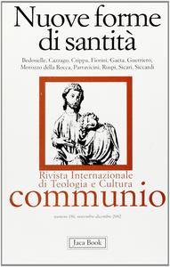 Libro Nuove forme di santità