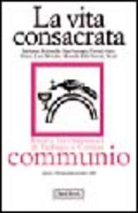 Foto Cover di La vita consacrata, Libro di  edito da Jaca Book