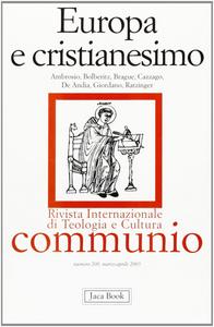 Libro Europa e cristianesimo