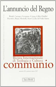 Foto Cover di L' annuncio del regno, Libro di  edito da Jaca Book