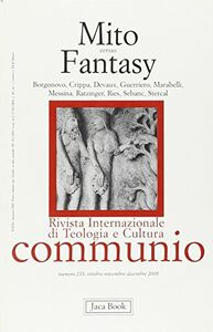 Libro Mito versus fantasy
