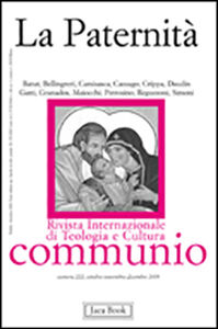 Foto Cover di La paternità, Libro di  edito da Jaca Book