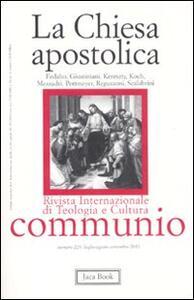 La Chiesa apostolica