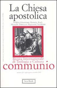 Libro La Chiesa apostolica