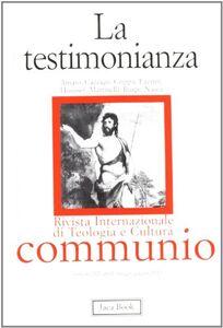 Libro La testimonianza